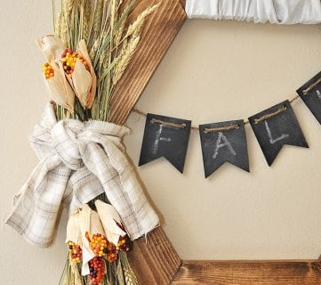 25 Unique DIY Fall Wreath Ideas