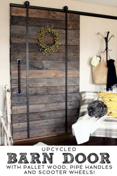UPCYCLED BARN DOOR 466x700