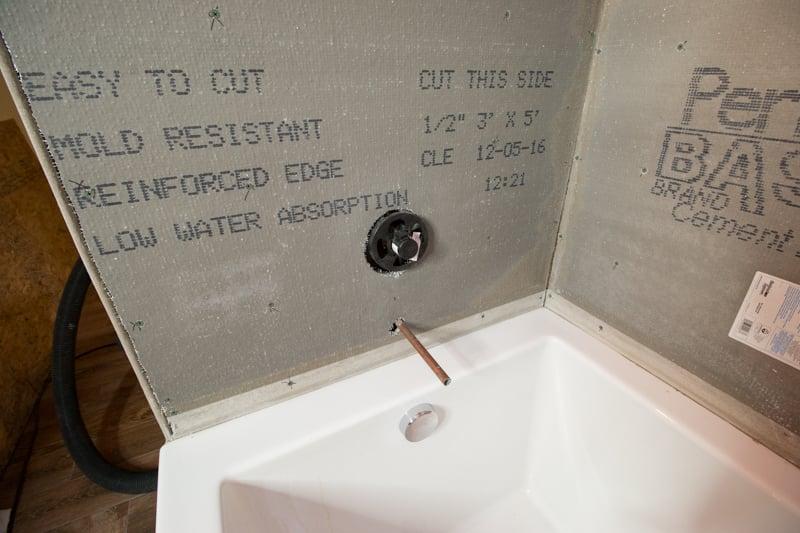 Basement Bathroom@remodelaholic 11