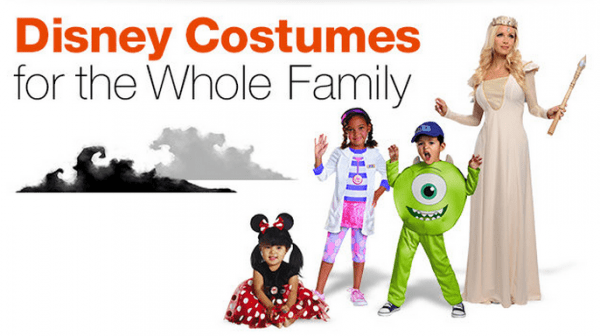 Disney Costumes for the whole family