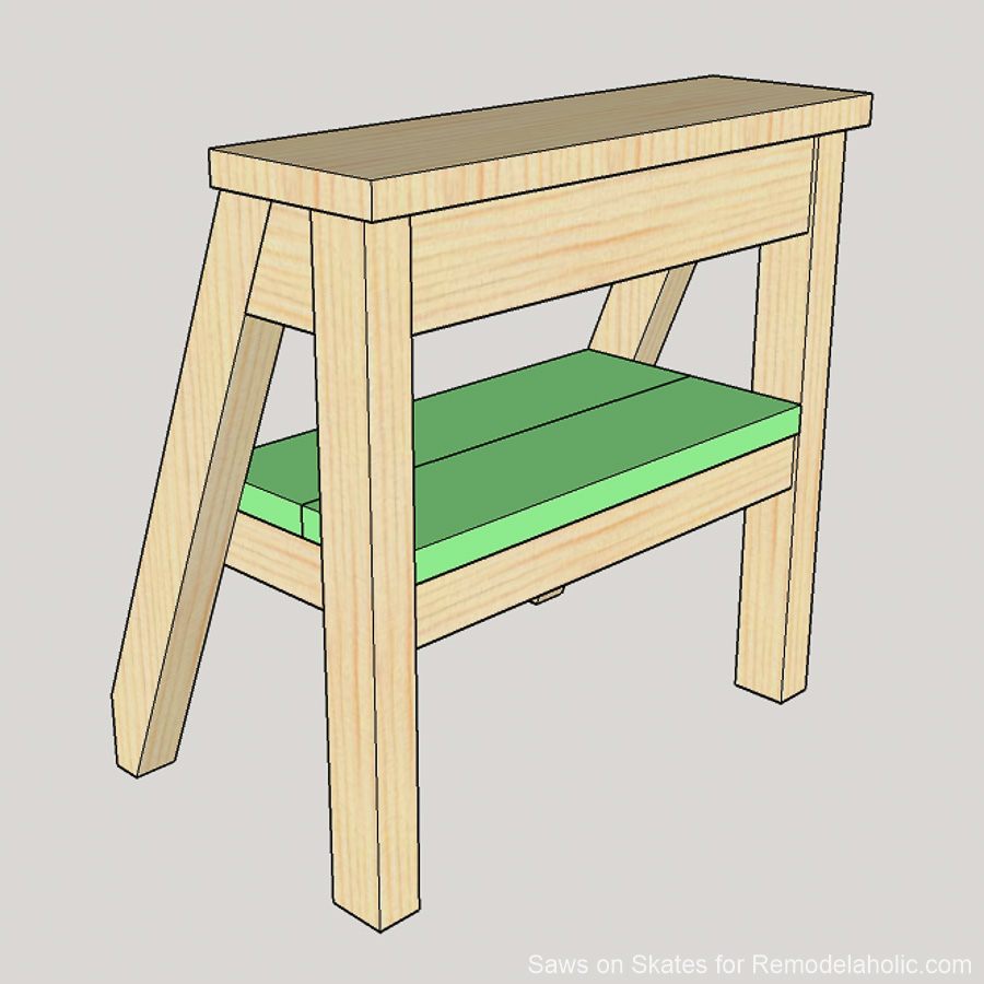 Fresh Diy Ladder Chair Sawsonskates