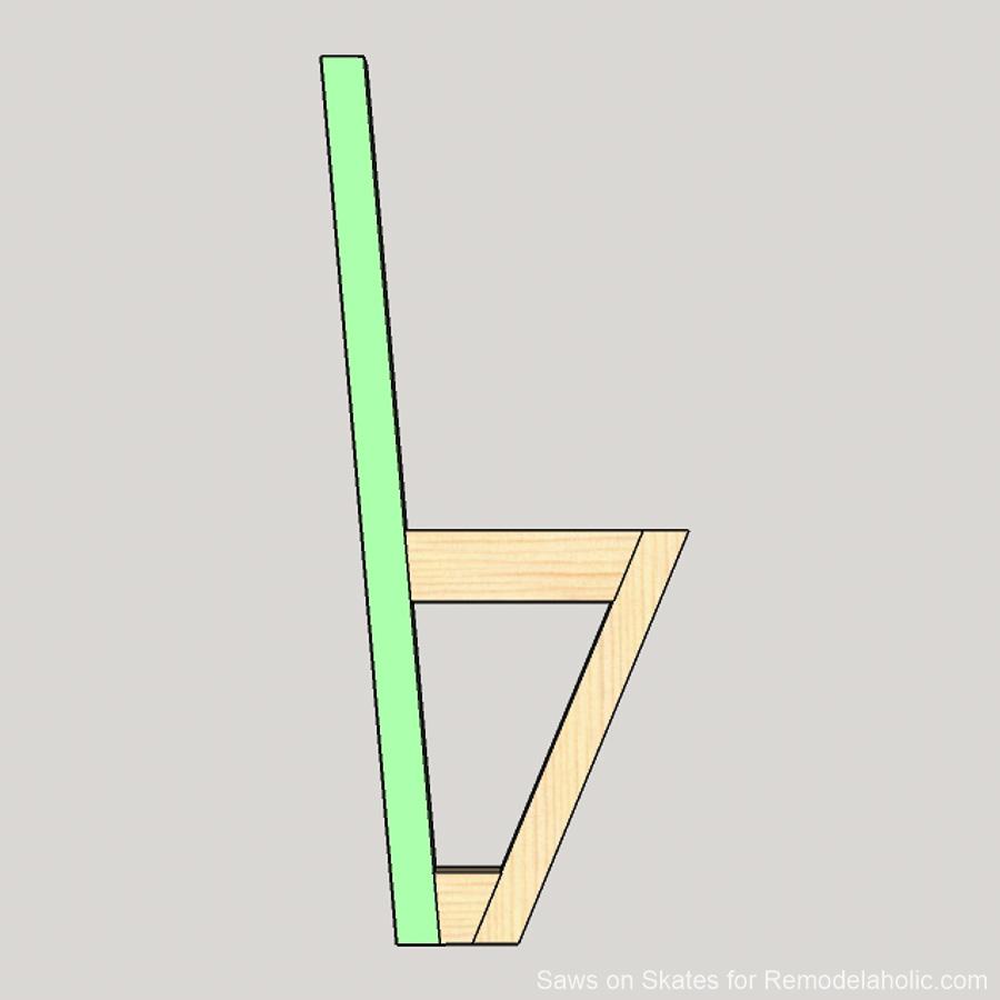 Diy Ladder Chair Sawsonskates 26