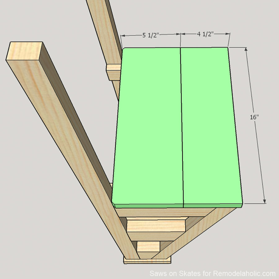 Diy Ladder Chair Sawsonskates 33
