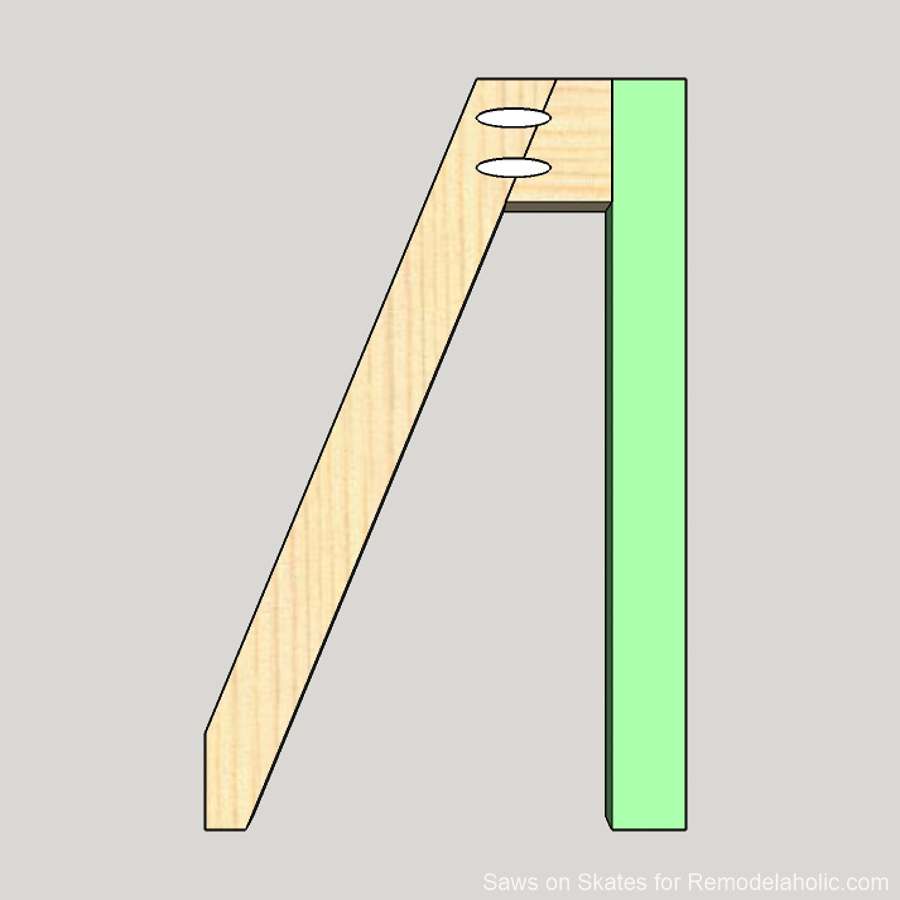 Diy Ladder Chair Sawsonskates 6