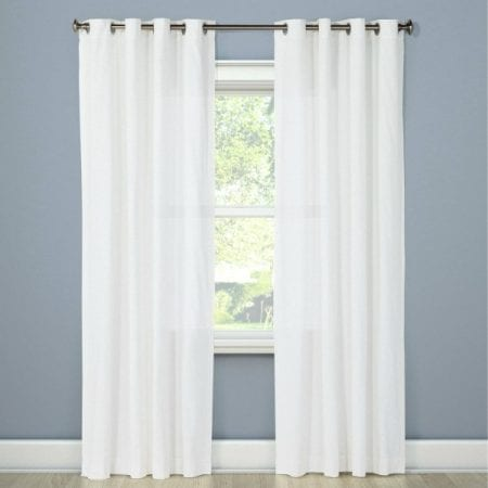 Farmhouse Bedroom 05 Curtain Panel
