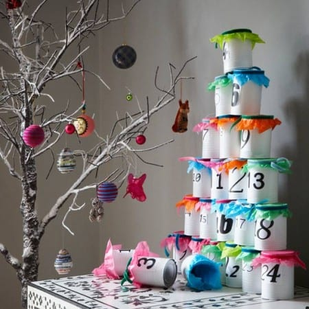 Christmas Modern Advent Calendar