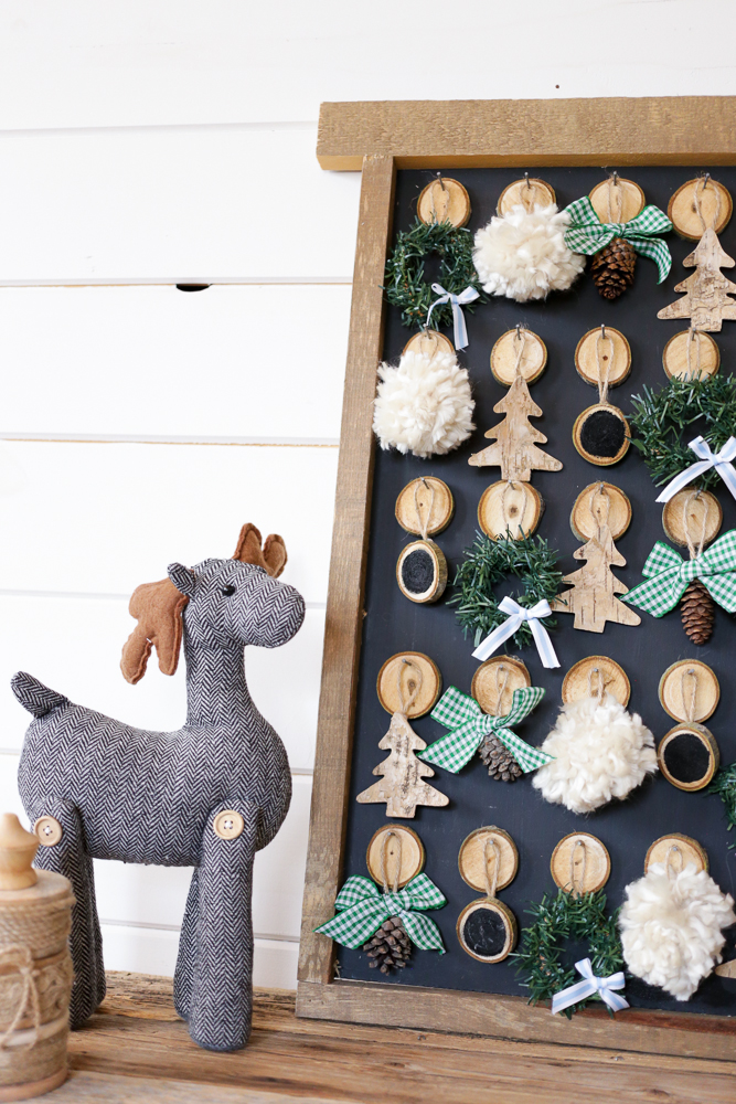 DIY Christmas Advent Calendar | This Mamas Dance For Remodelaholic 5