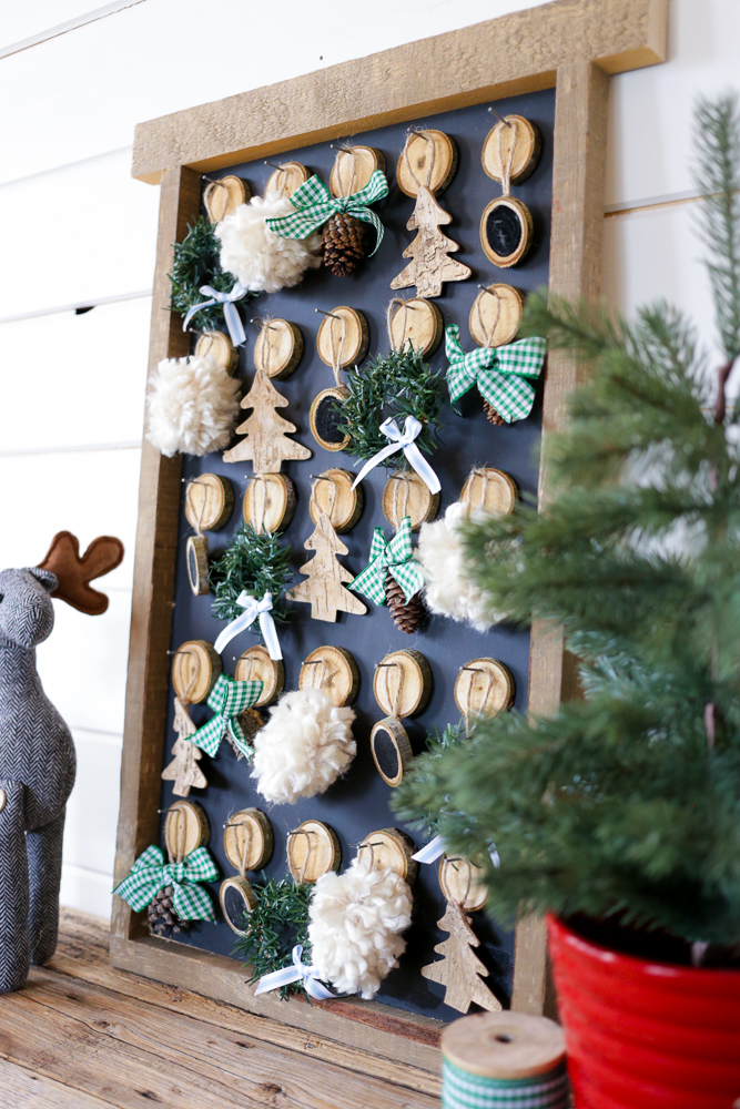 DIY Christmas Advent Calendar | This Mamas Dance For Remodelaholic 7