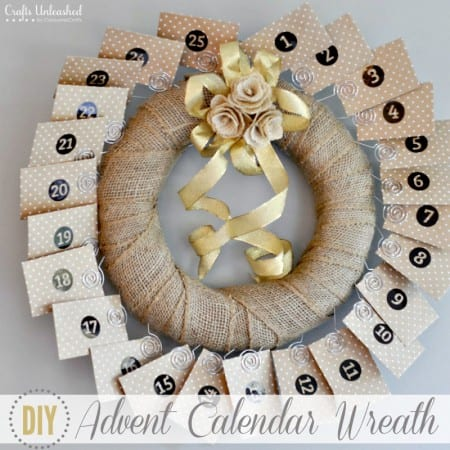DIY Advent Wreath Crafts Unleashed