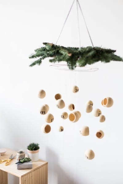 Floating Pod Advent Calender @fallfordiy 15