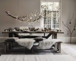 Foraged Christmas Decoration Ideas