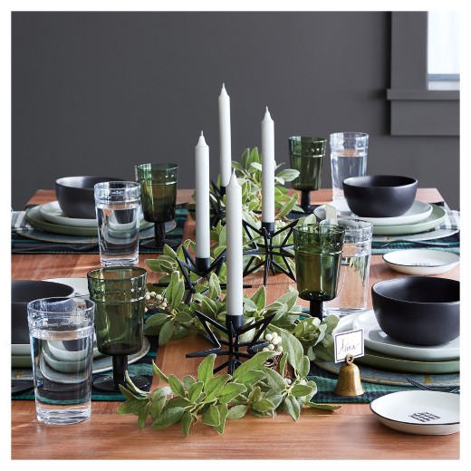 Hearth & Home Tablescape
