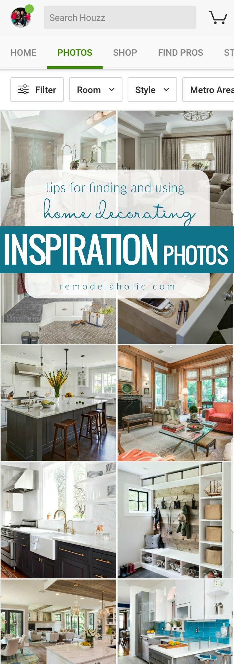 Homedecorating remodelaholic | finding (and using) beautiful home decorating