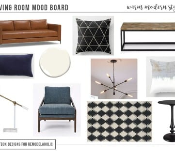 A Classic Decorating Foundation: One Living Room Styled 3 Different Ways With New Rug + Pillows