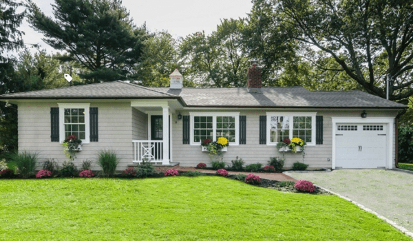 Ranch Home Curb Appeal Ideas and Inspiration