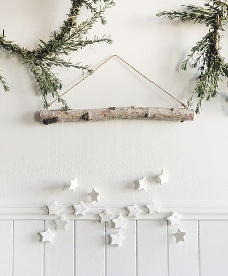 Tiny Star Wall Hanging