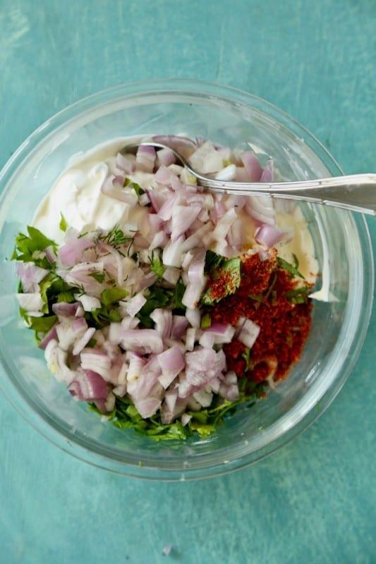 Vegetable Dip Remodelaholic 1