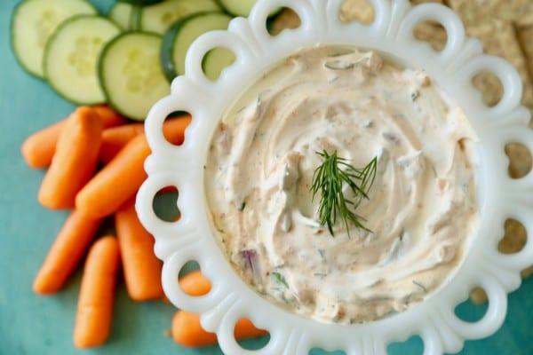 Vegetable Dip Remodelaholic 3