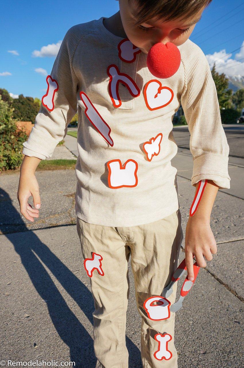 Easy Printable Last Minute Halloween Costumes Remodelaholic