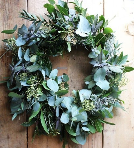 Remodelaholic 100 Natural Holiday Decor Ideas