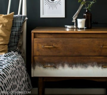 Friday Favorites: Mid-Century Modern Dresser and Pumpkins