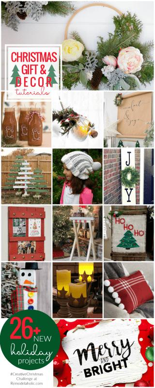 02 Creative Christmas Gifts And Decor