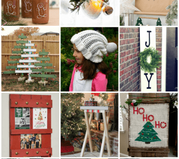 Creative Christmas Challenge: 26 New DIY Christmas Project Tutorials