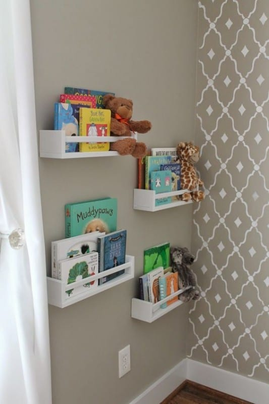 30+ Clever IKEA Hacks For The Perfect Playroom Remodelaholic