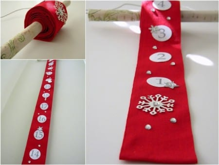 Blog Advent Ribbon Calendar