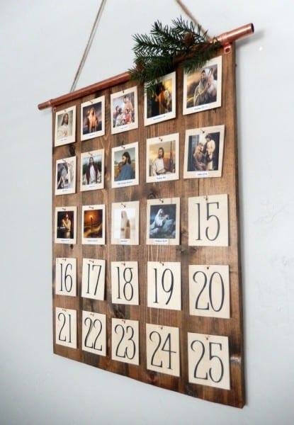 Christ Centered Christmas Countdown, Kemley Design