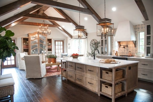 Get This Look Fixer Upper Hot Sauce House Kitchen Remodelaholic