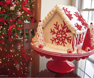 Gingerbread House Recipe And Ideas From Remodelaholic