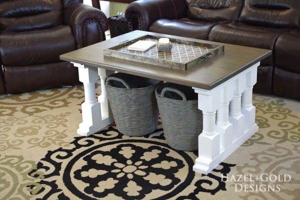 Osborne Leg Coffee Table 1411