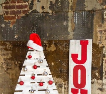 30+ DIY Alternative Christmas Trees