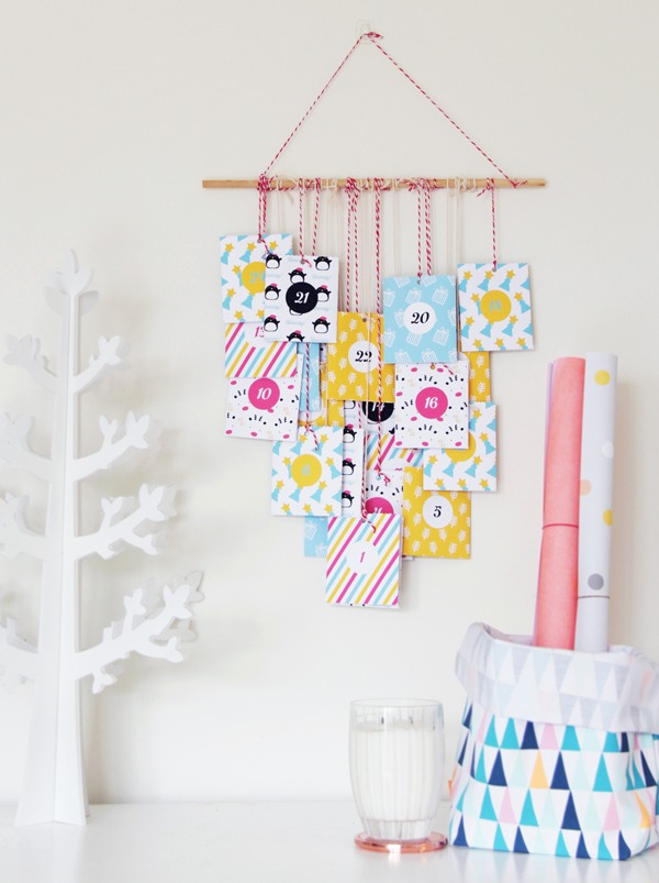 Remodelaholic 80 Fun Fast And Frugal Christmas Advent