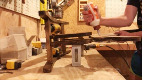 Glue Body, Wooden Rocking Horse Dog Plans