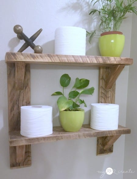 Green Plants On Shelves MyLove2Create