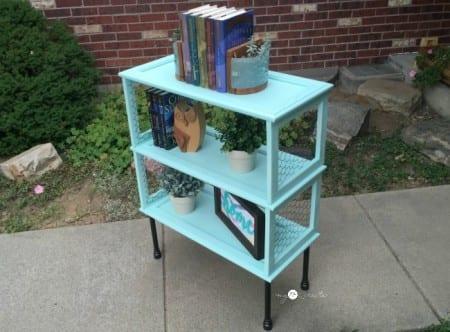 Top Side View Of Bookshelf MyLove2Create