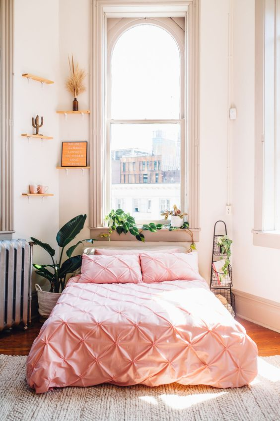 blush bedroom inspiration 3