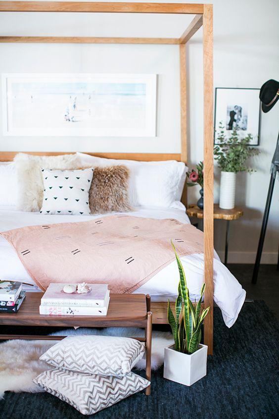 Blush Bedroom Inspiration 5
