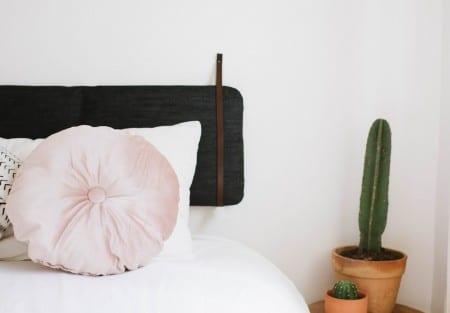 DIY Ikea Hack Hanging Cushion Headboard 3 778x542@2x