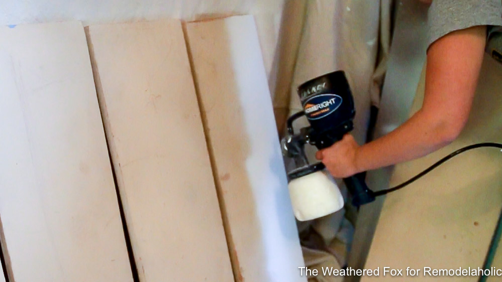 Linen Closet Makeover Before By The Weathered Fox 8