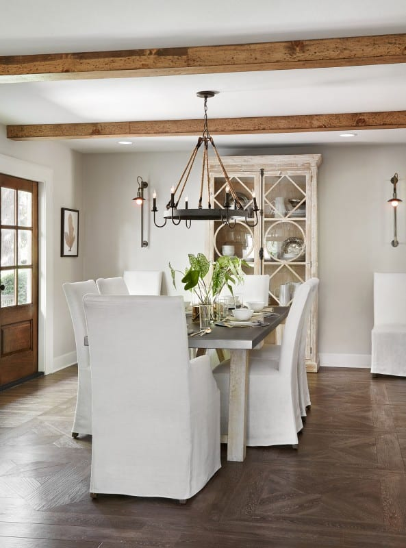 Beautiful Get This Look: Tips For Decorating A Farmhouse Dinign Room, Fixer Upper Ivy  House