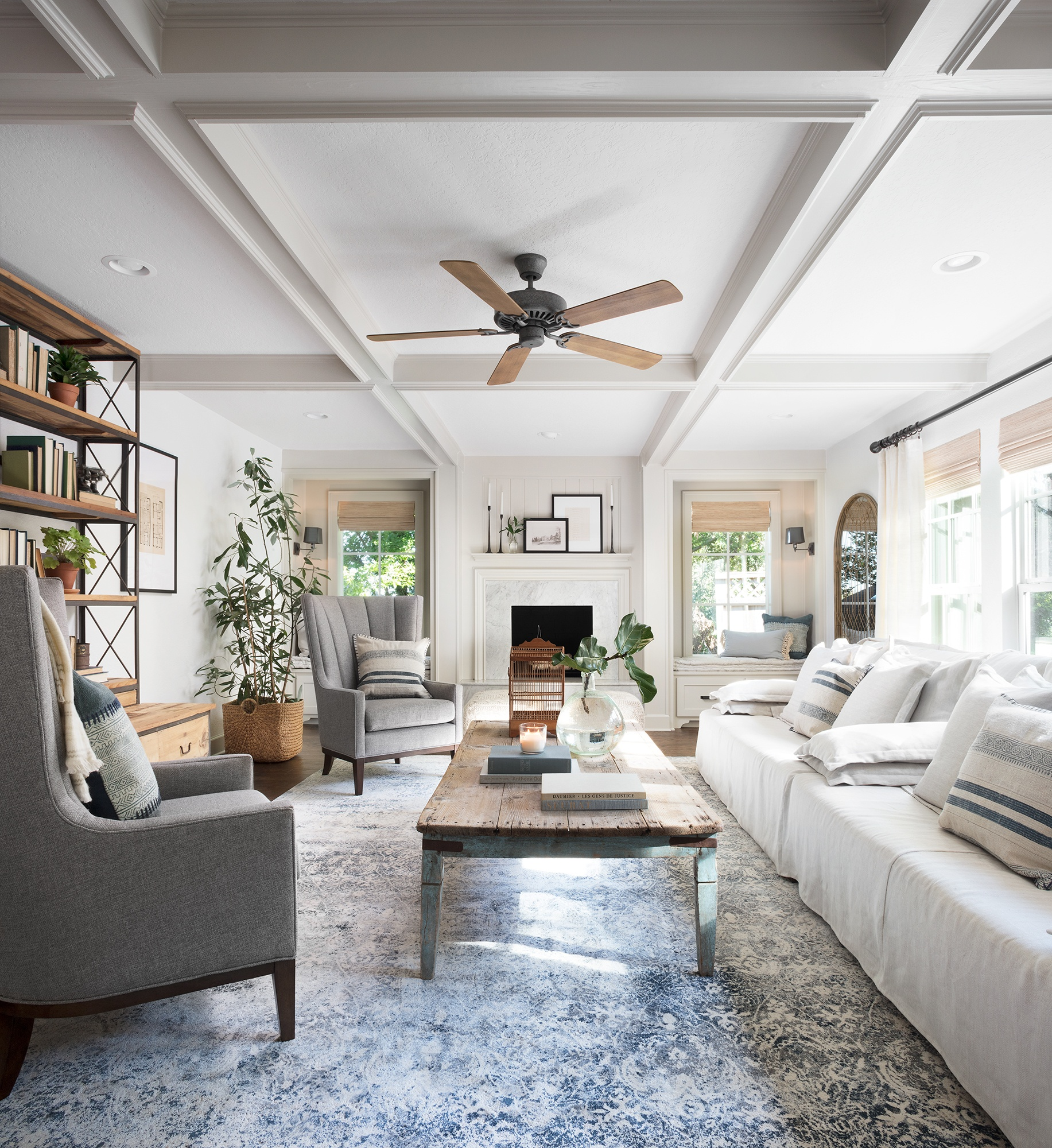 Pictures Of A Living Room: Get This Look: Fixer Upper Mountain House
