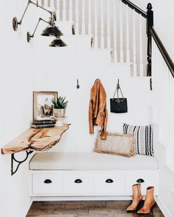 Organized Entryway Inspiration & Tips
