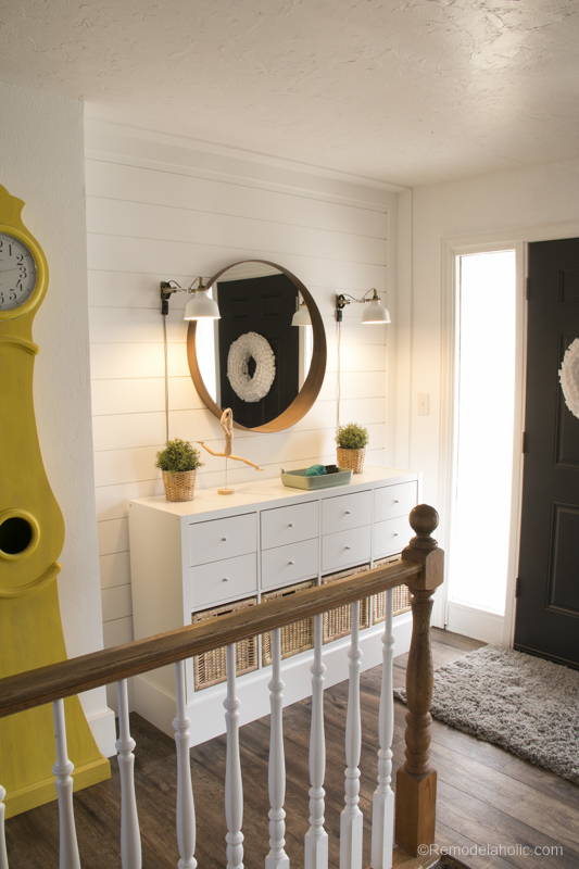 Ikea Entry Post @Remodelaholic 2