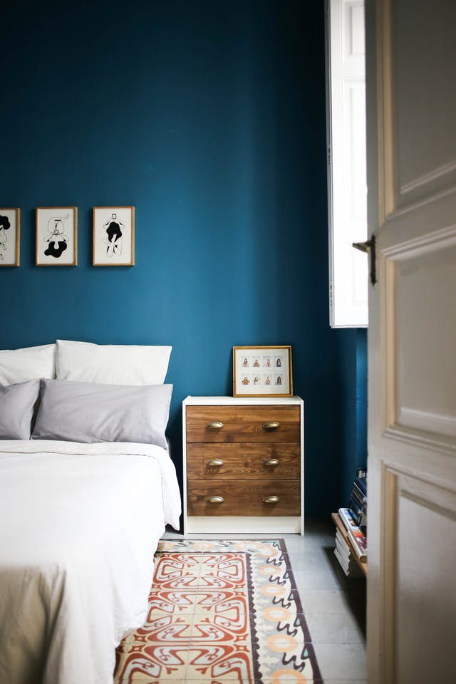 Bedroom Colors For 2018 remodelaholic | 5 color of the year paint trends for 2018