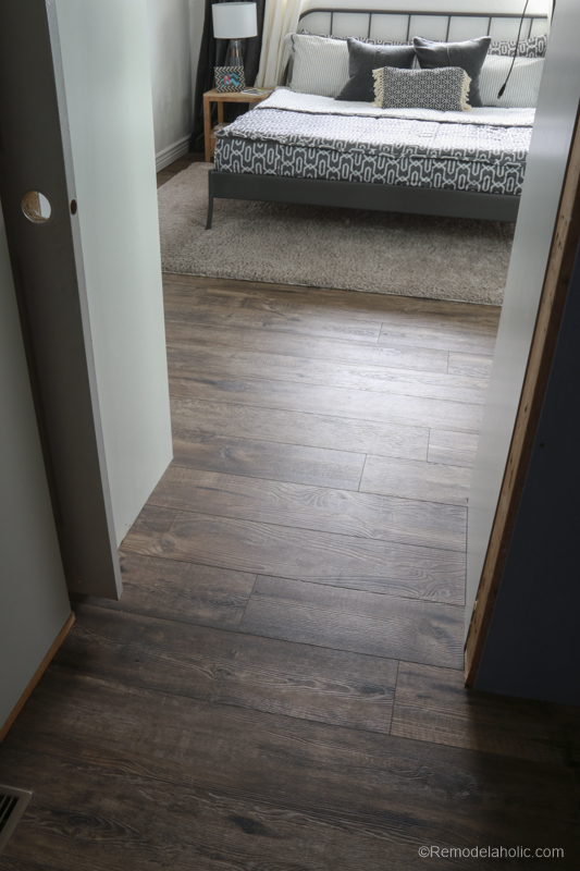 Shaw Floors Luxury Vinyl @Remodelaholic 24