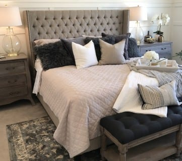 Get This Look: Cozy Luxe Bedroom