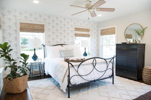 Fixer Upper Baker House Master Bedroom Get the look idea post